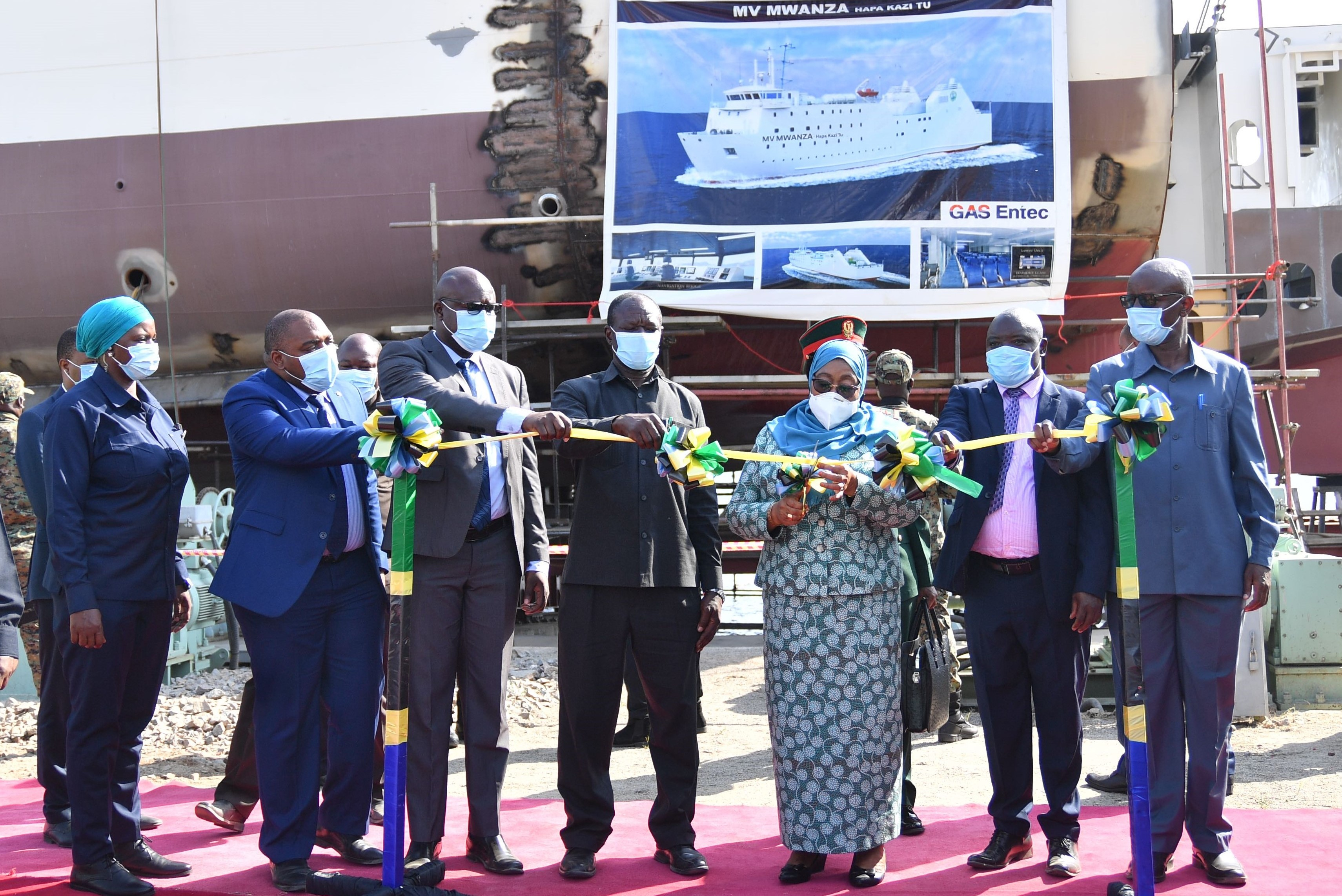 Giant leap in maritime sector