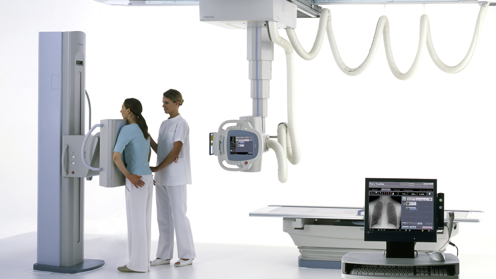 Referral Hospitals acquiring digital X-rays, show JPM's health priority in life