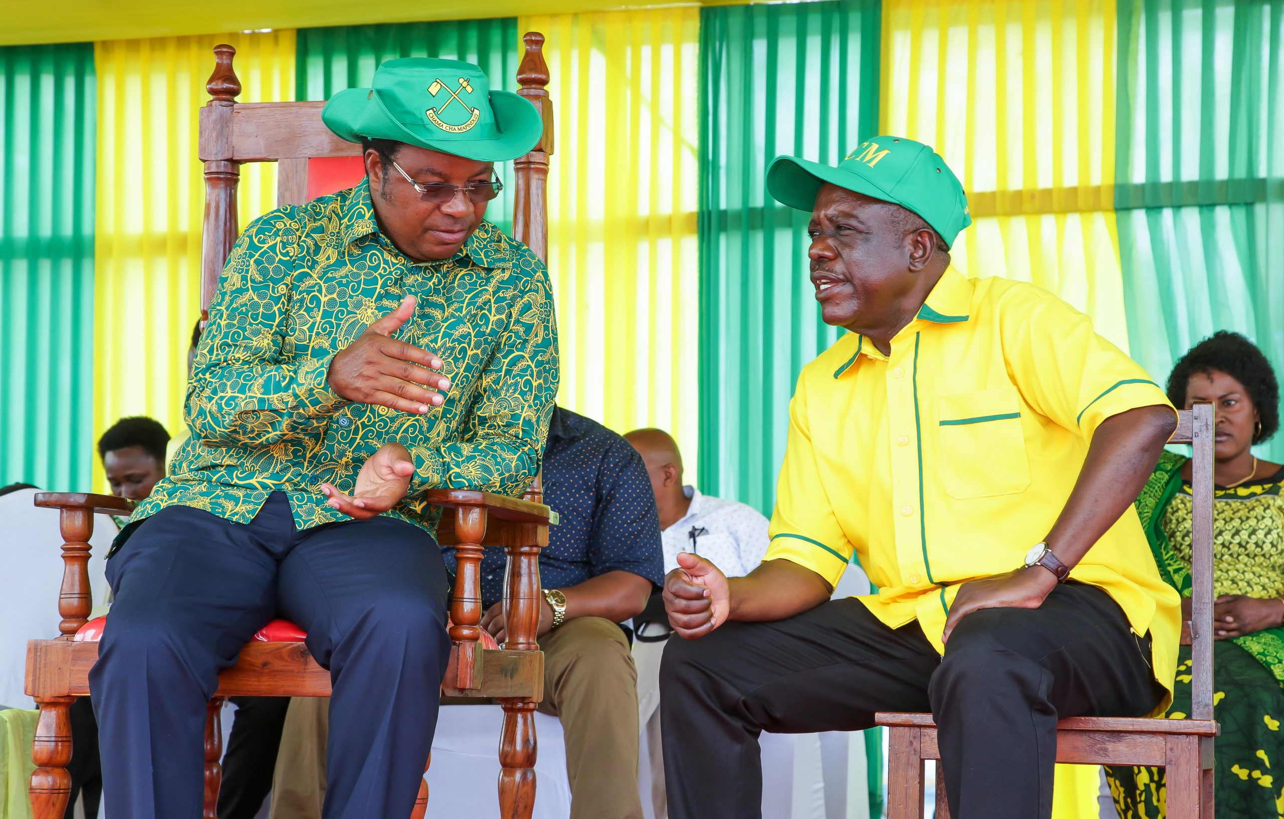 CCM govt cuts number of nuisance tax-Prime Minister