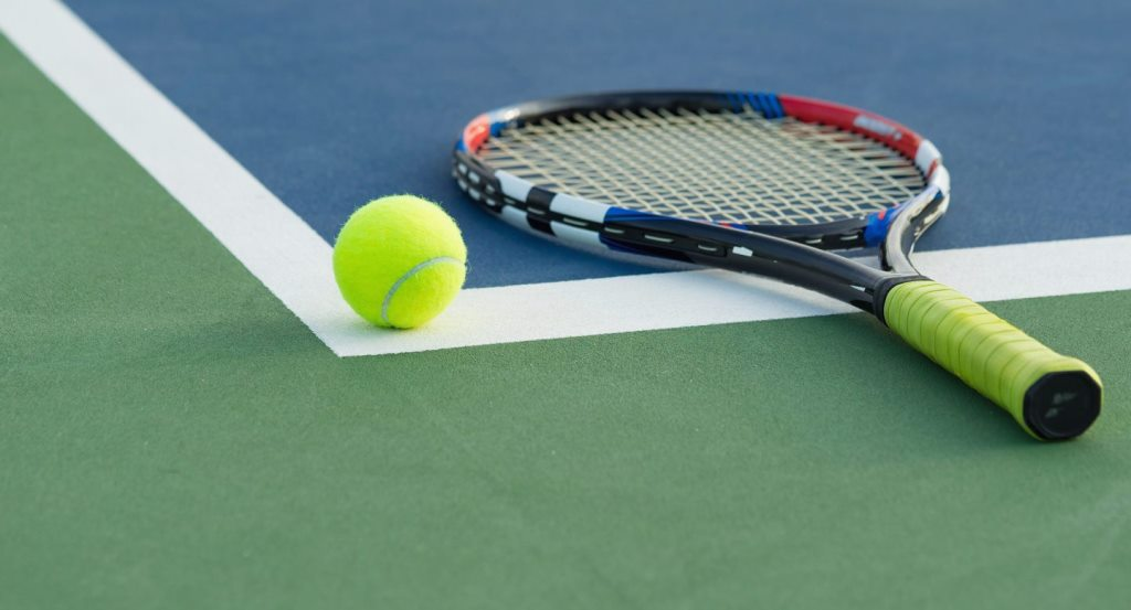 Junior tennis players told to step up individual training, keep focus