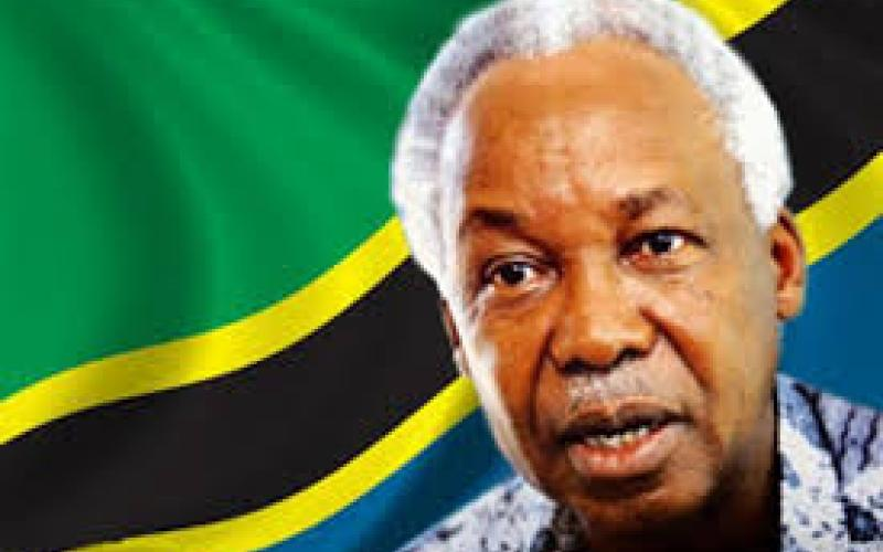 Homage to Mwl Nyerere, peace and hard work in our midst