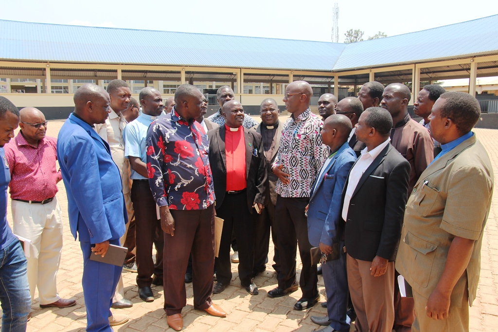 Religious leaders visit GGML for firsthand info on projects