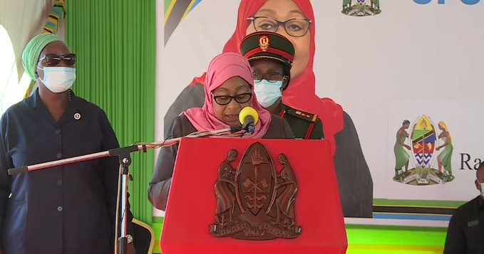 Boost in mining sector as President Samia launches 12.2bn/- Mwanza gold refinery plant