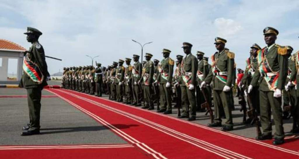 South Sudanese military generals die of Covid-19