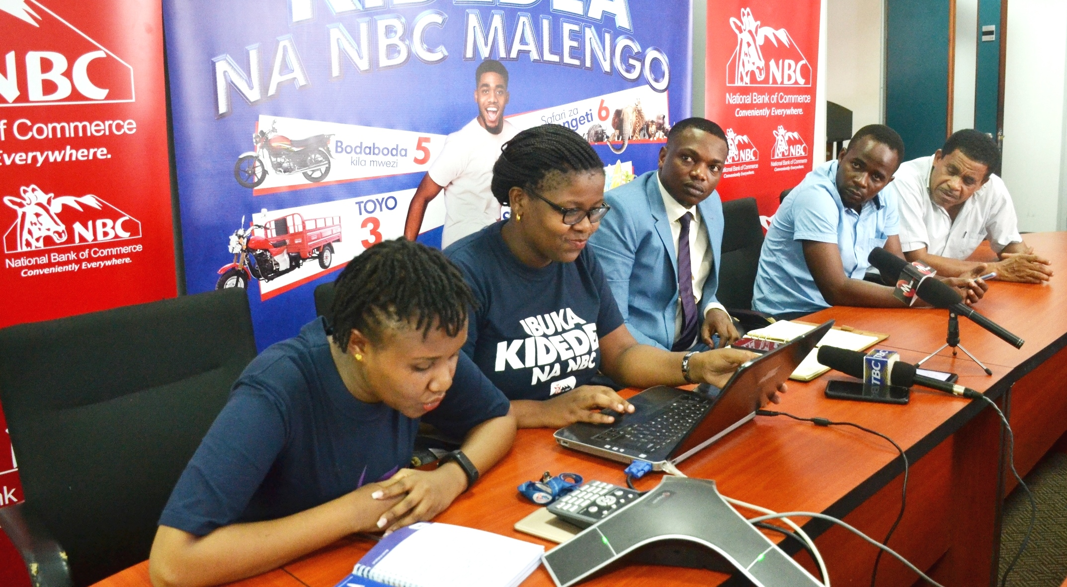 Use malengo account to resolve financial woes, says NBC