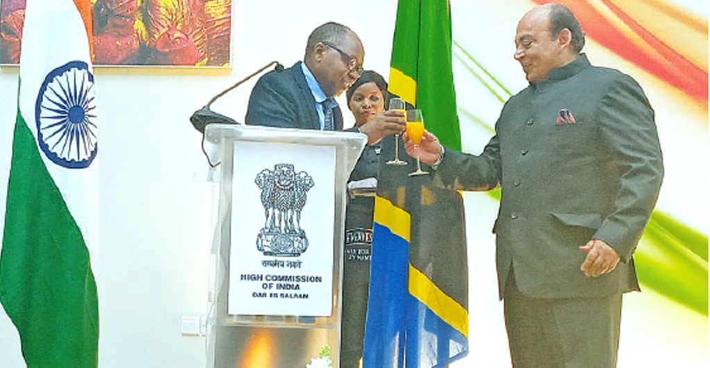 Indo- Tanzania relations poised for accelerated growth