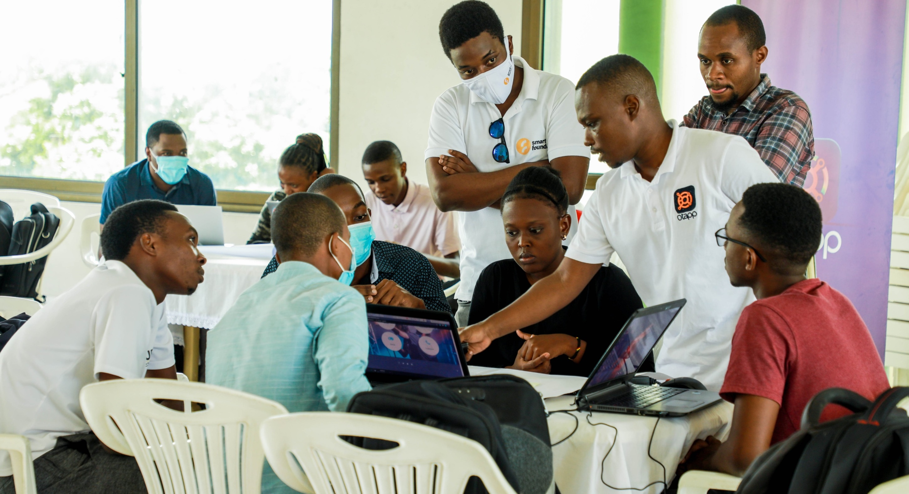 Digital firm brings together IT Students for Corporate Hackathon