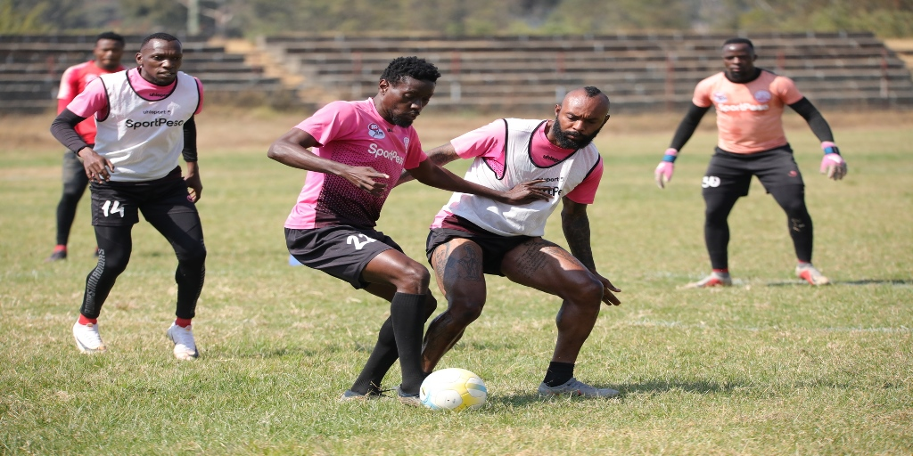 Fully armed Simba ready for double - title  mission in Rukwa