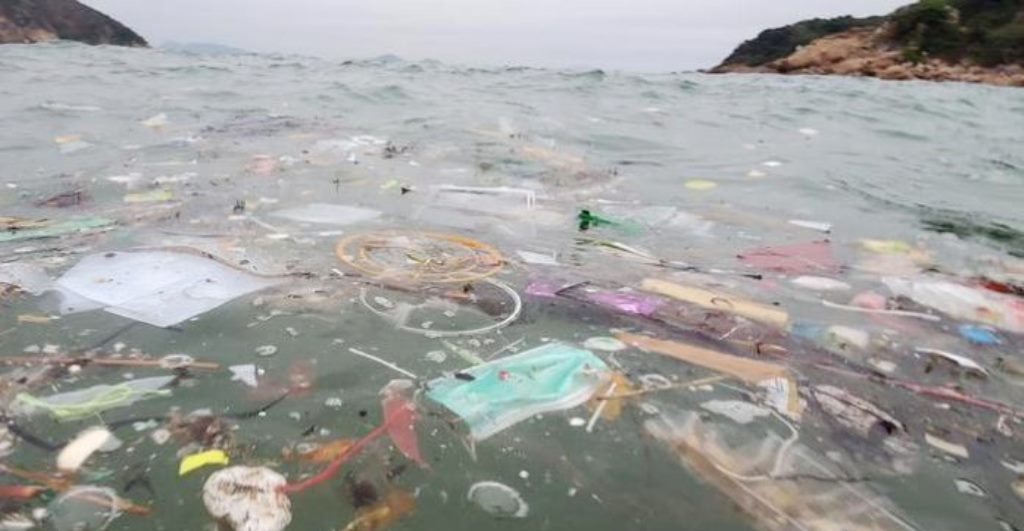 UN: The fight against COVID-19 pandemic is leading to an increase in plastic pollution