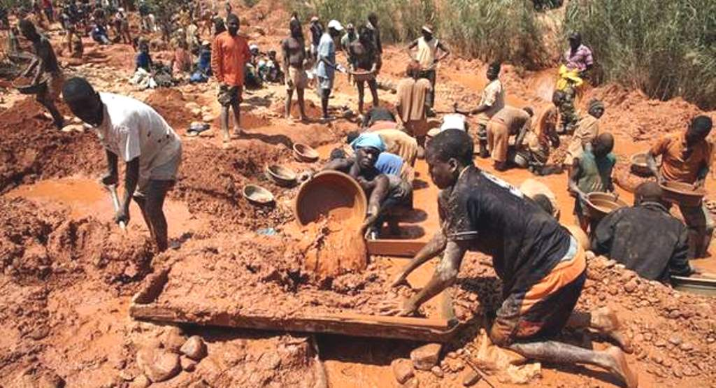 Trust artisanal miners in loan repayment: PS
