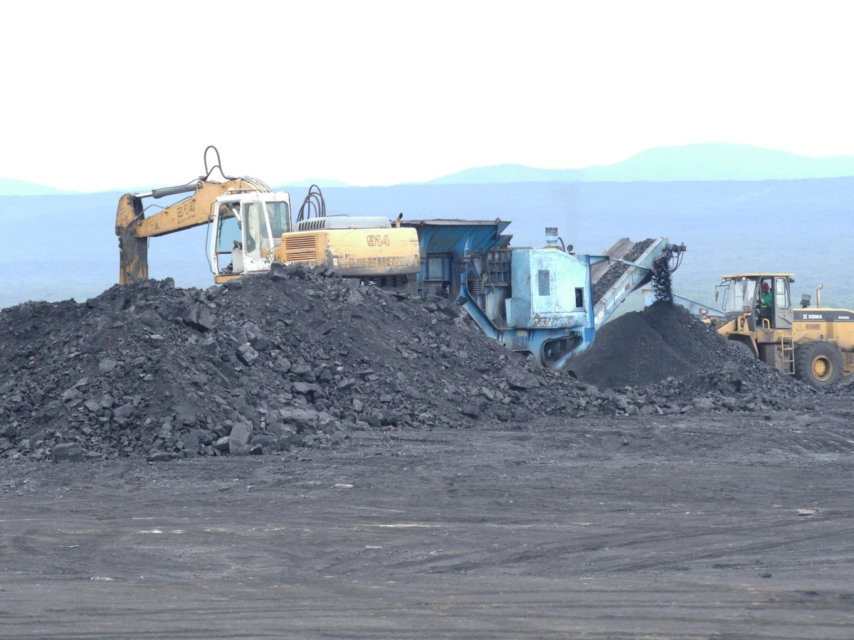 Tancoal casting eye   on big export drive