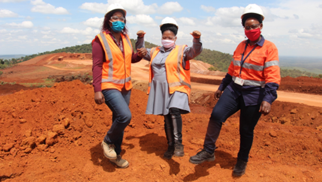 Women in mining: If you don't believe in yourself, others won't believe in you