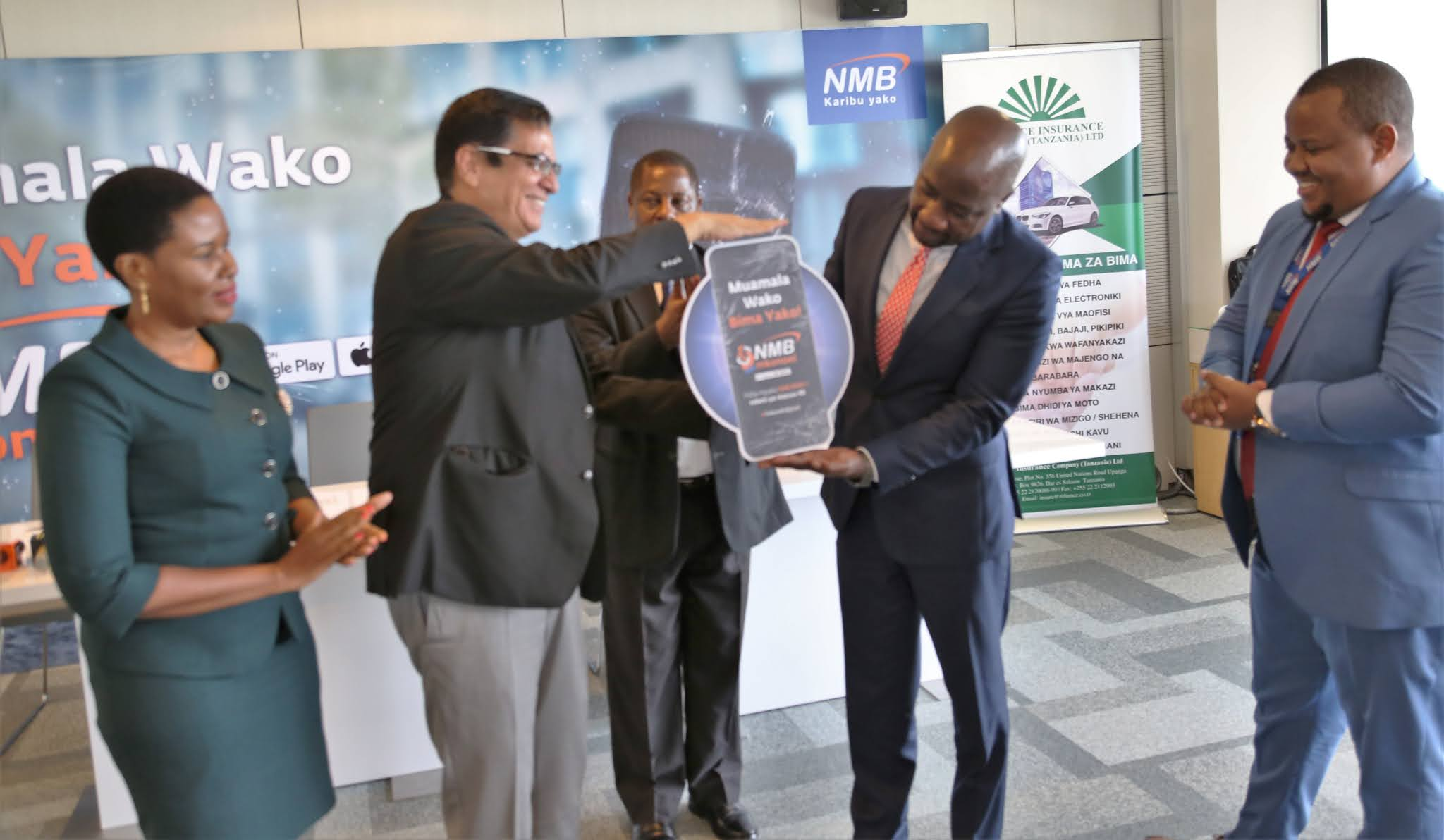 Tech investment transforms NMB operations