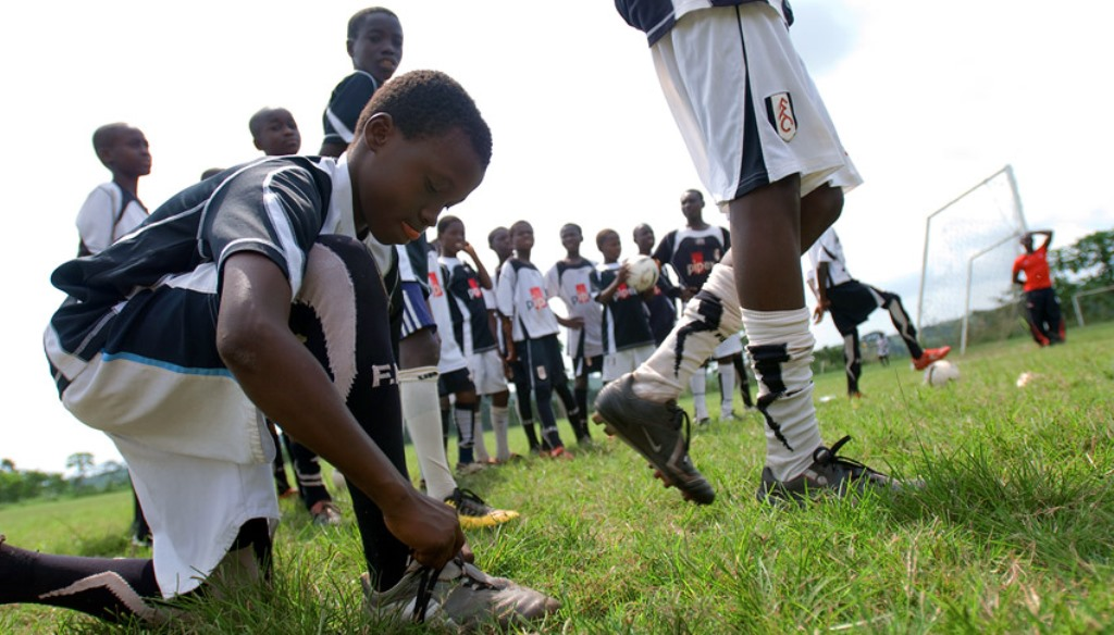 What we can learn from Ghana soccer academies