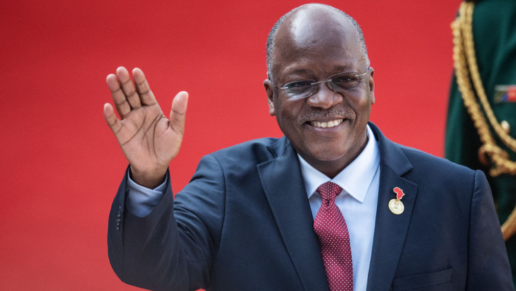 Personal tribute to the late President John Pombe Magufuli