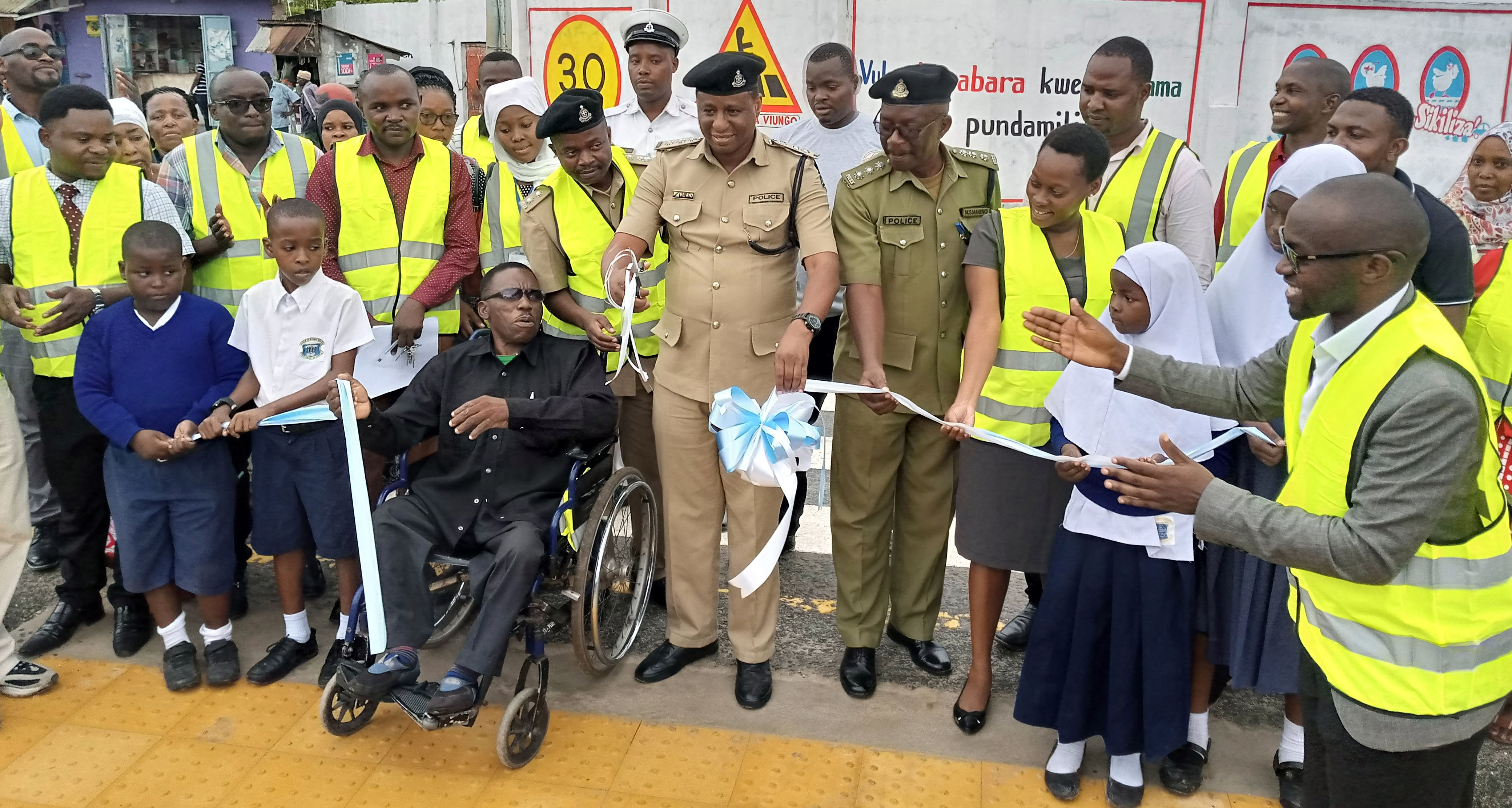 Road safety challenges facing children with special needs