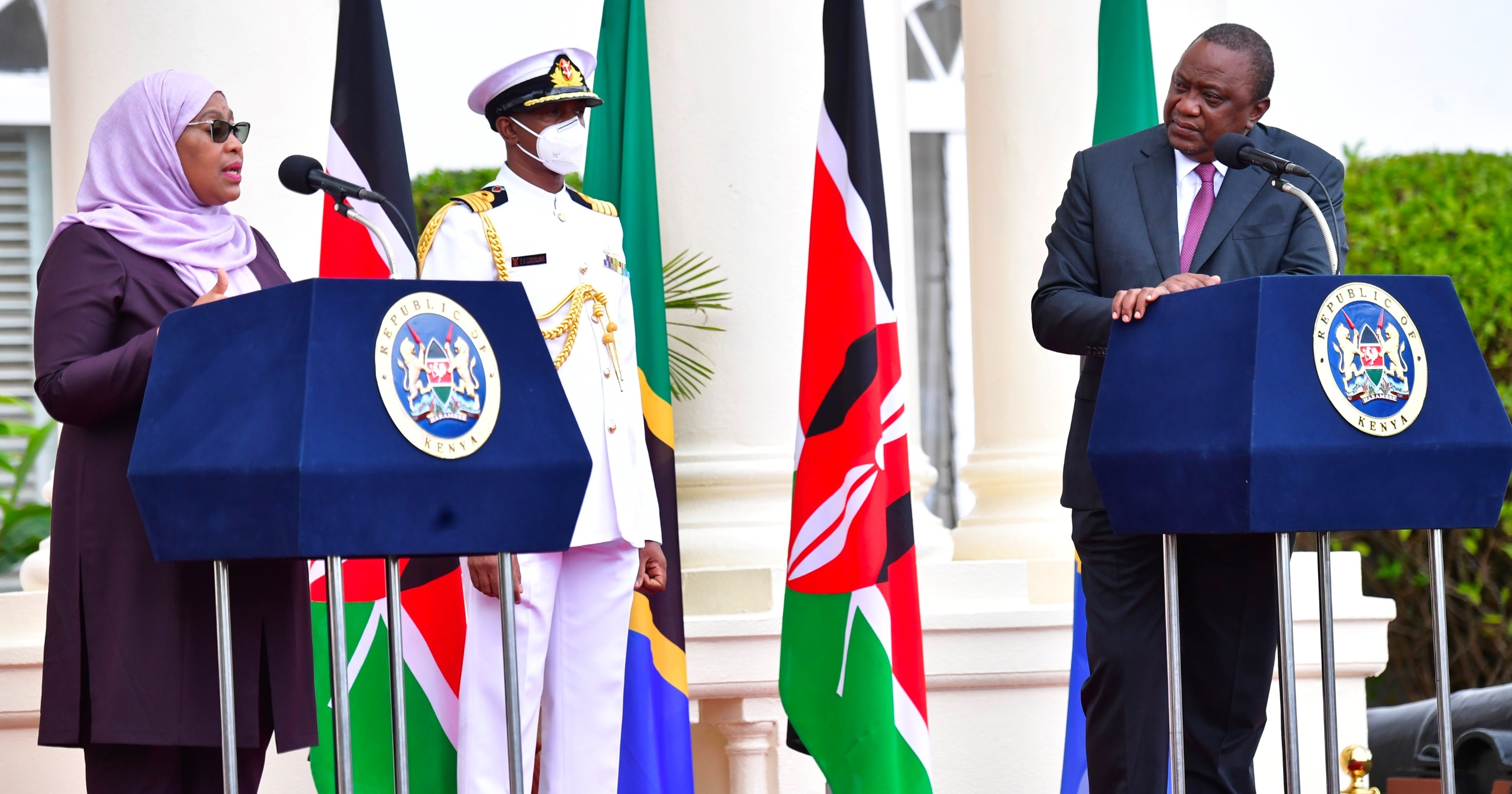 TZ, Kenya ink gas pipeline deal