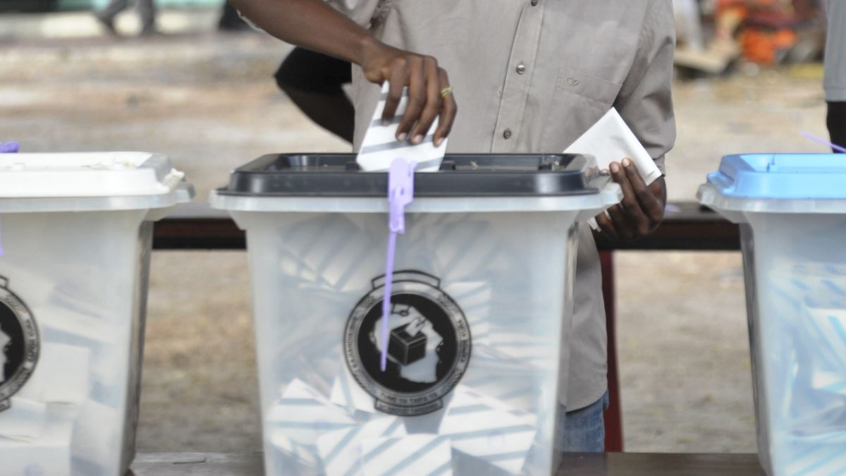 NEC: We are ready for October election