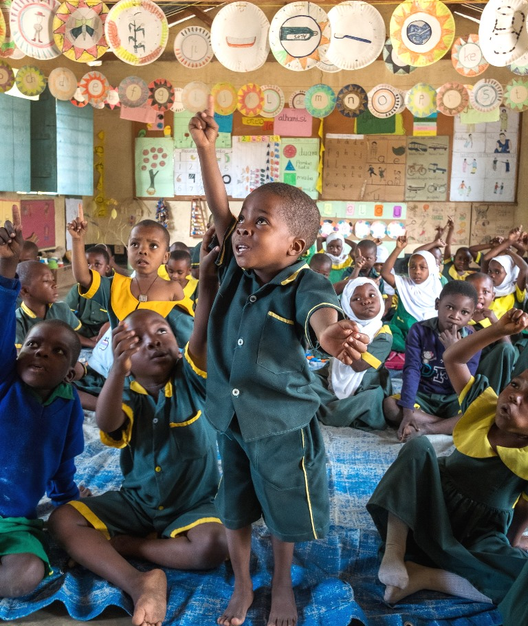 Early education to country's success, parents play a role