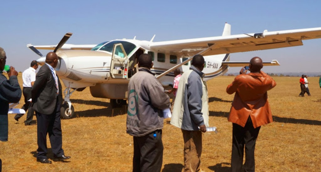 Airport facelift to save residents from hefty fines