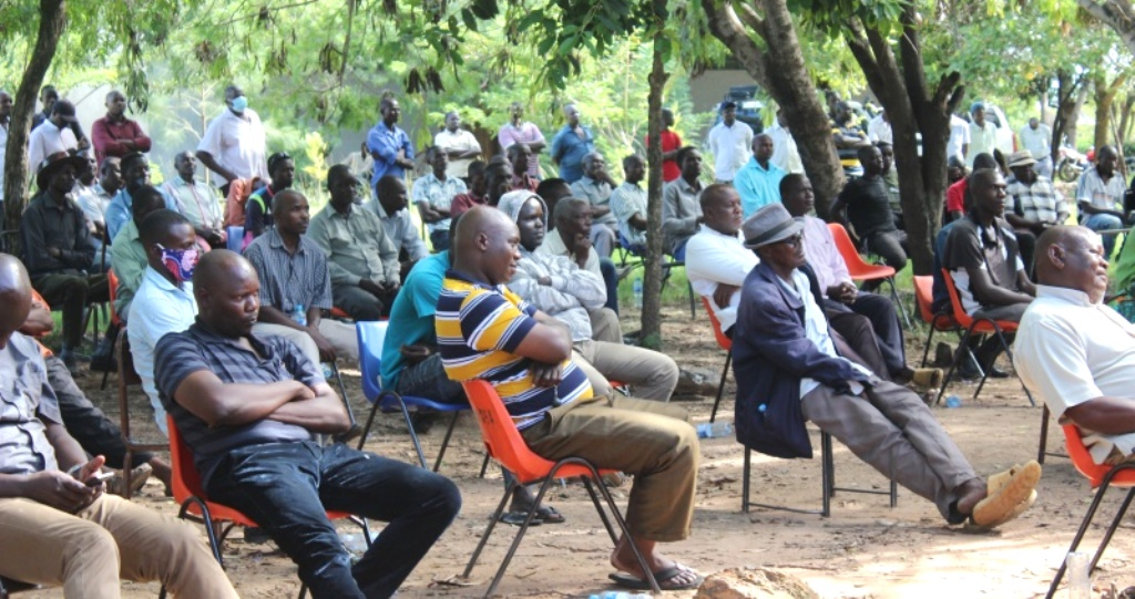 Nyamongo villagers to be compensated- PS