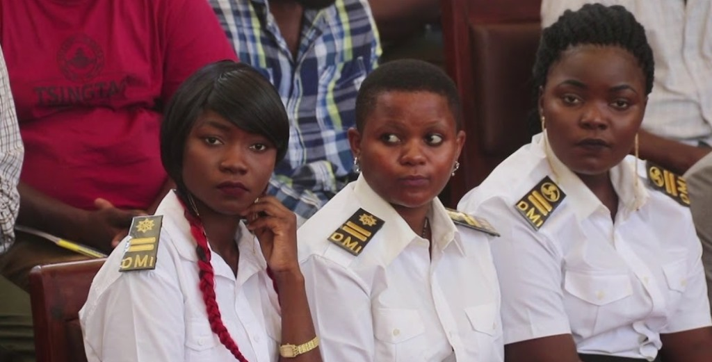Join seafaring, martine stakeholders tip women