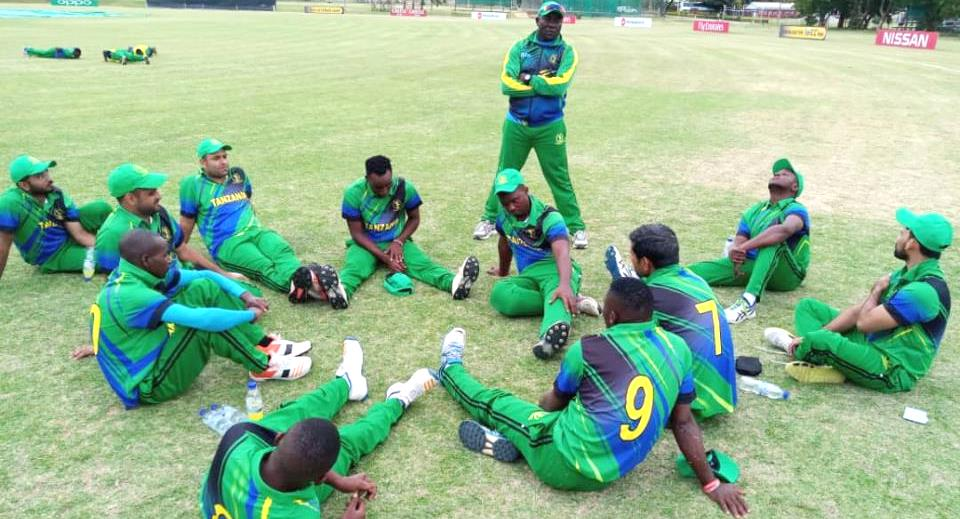 Tikolo takes positives from Zimbabwe series