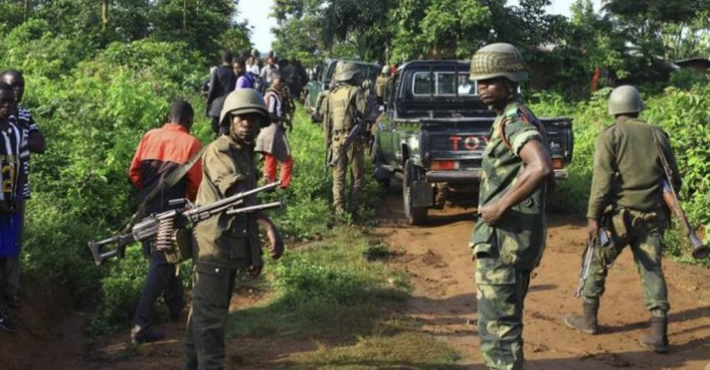 At least 19 Killed in clashes in Eastern DR Congo
