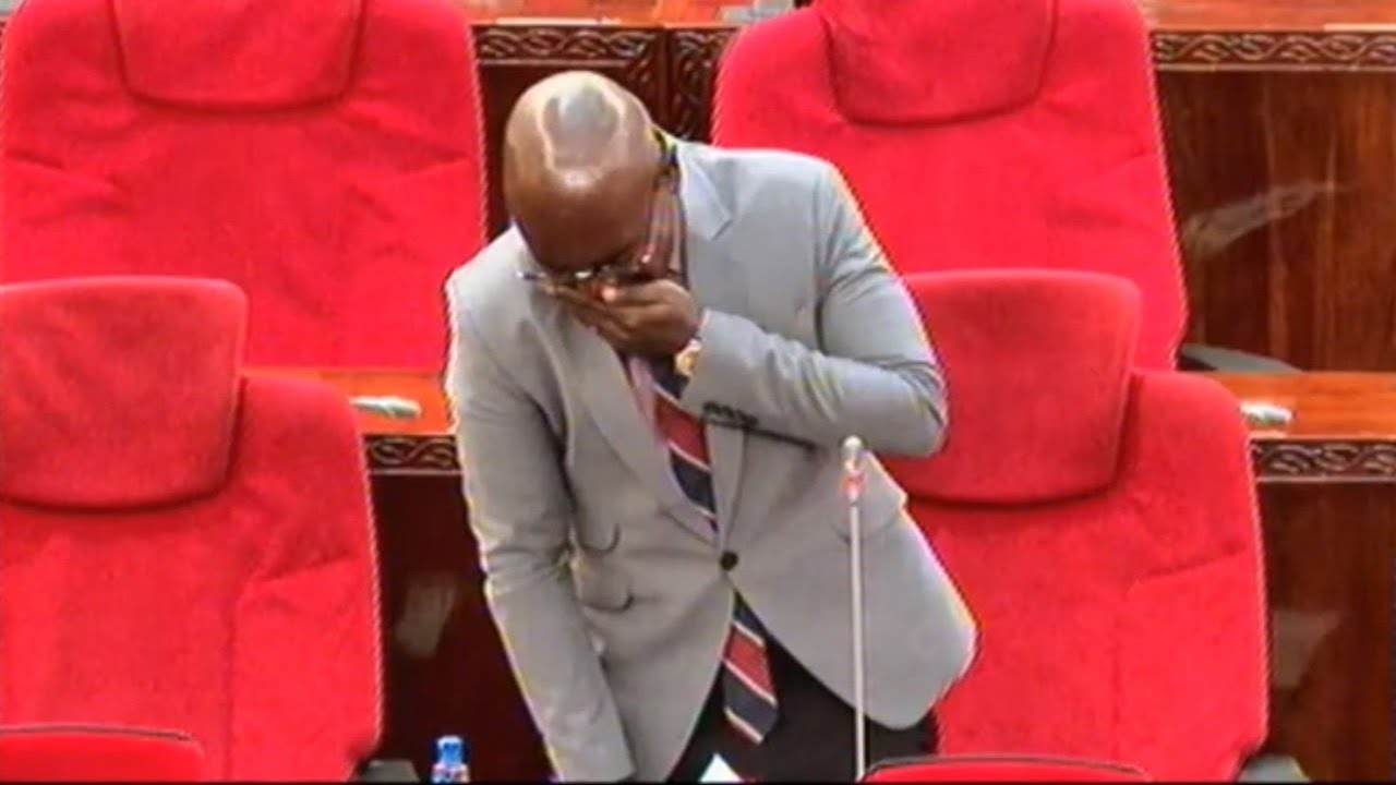 Weeping MP exposes rot in Chadema