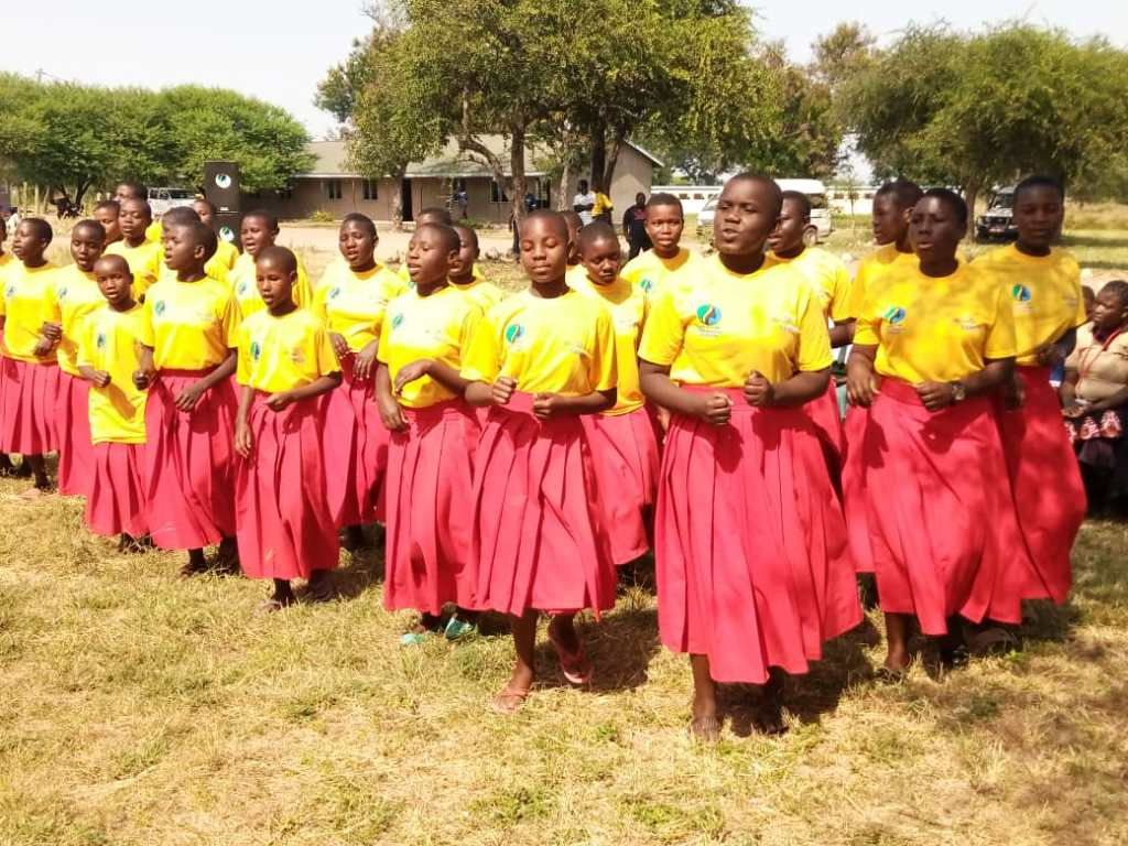 Serengeti girls appeal for protection as they aim high