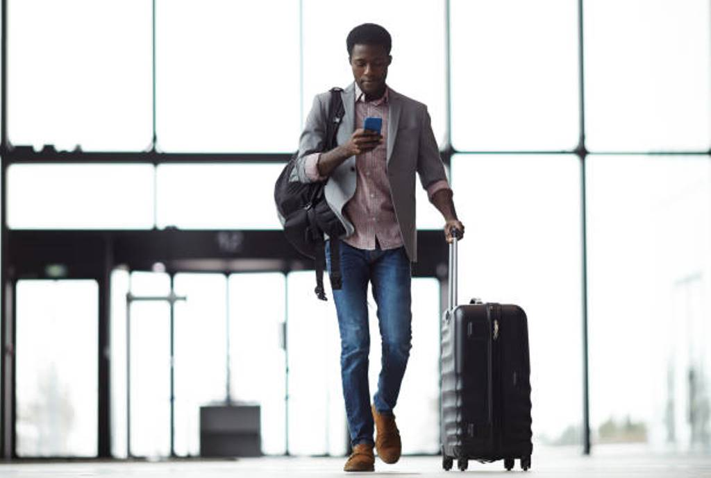 Why men would rather travel without us women