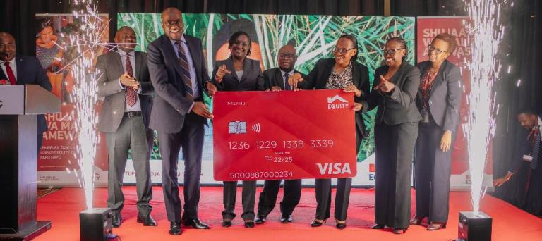 Equity bank introduces loans to machingas