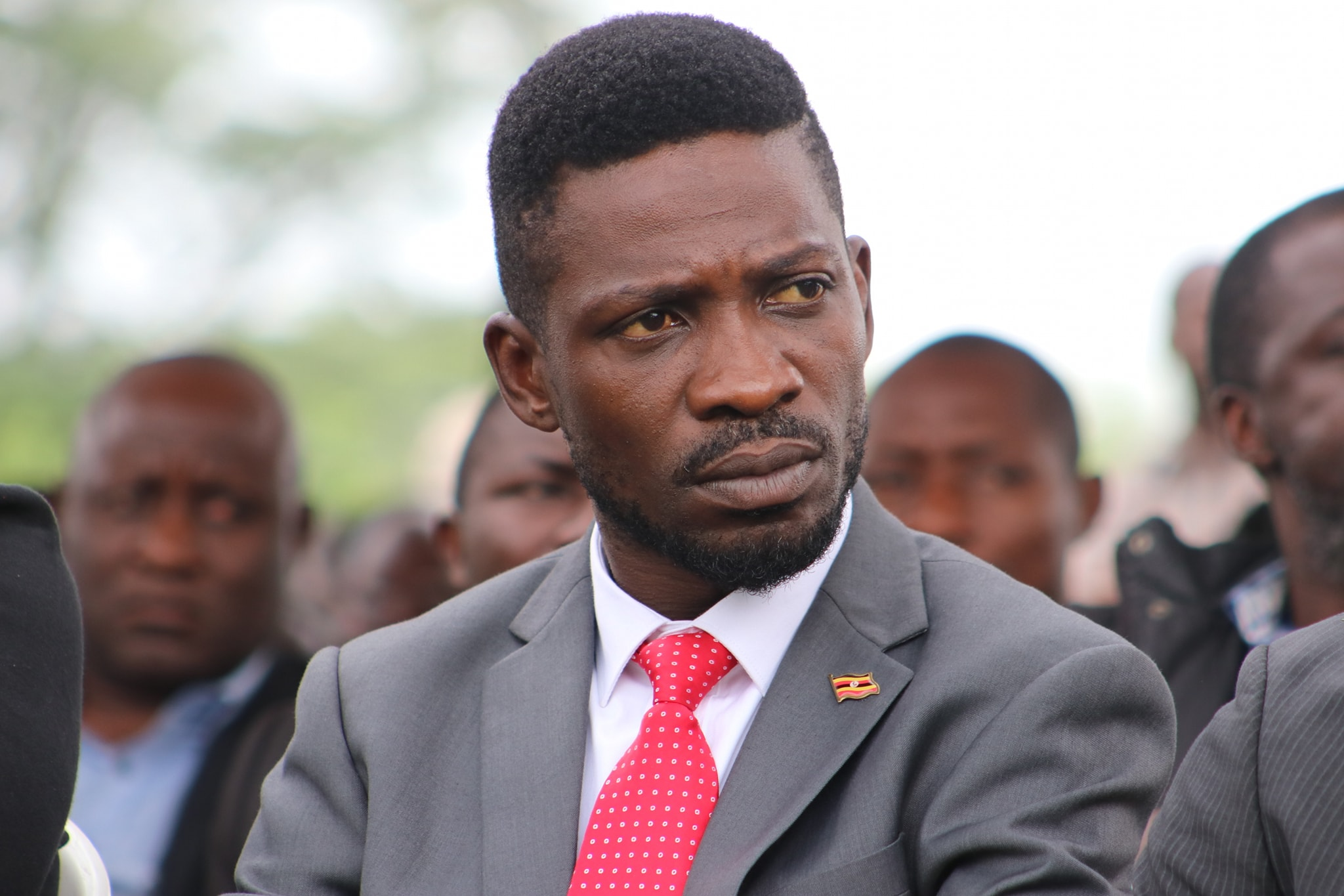 Bobi Wine returns to parliament after four months