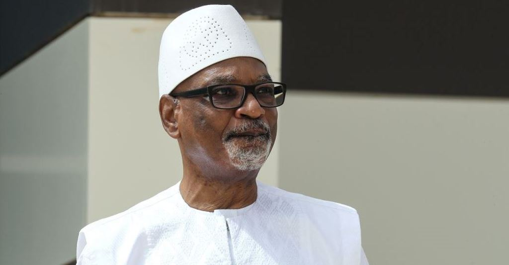 Ex-Mali president hospitalized after release from detention: reports