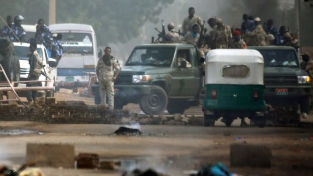 Sudan: at least two protesters killed in military raid on protesters' camp