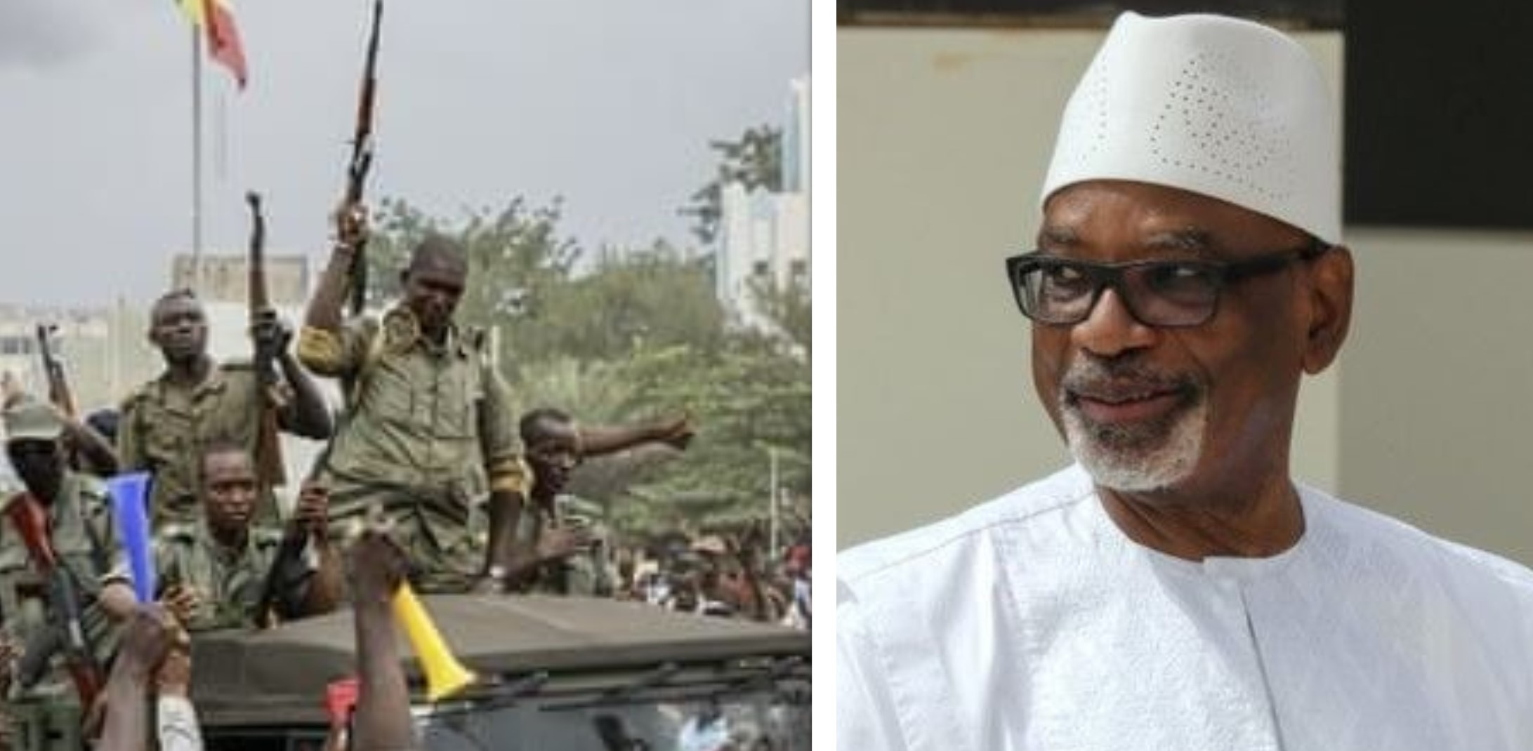 Mali coup: Military promises elections after ousting president