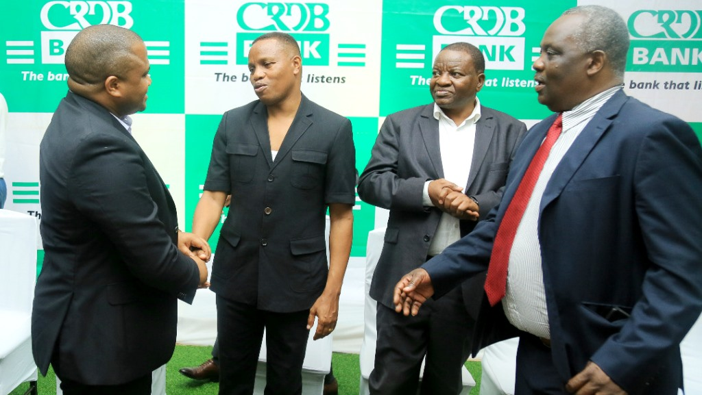 Entrepreneurs challenged to grab CRDB opportunities