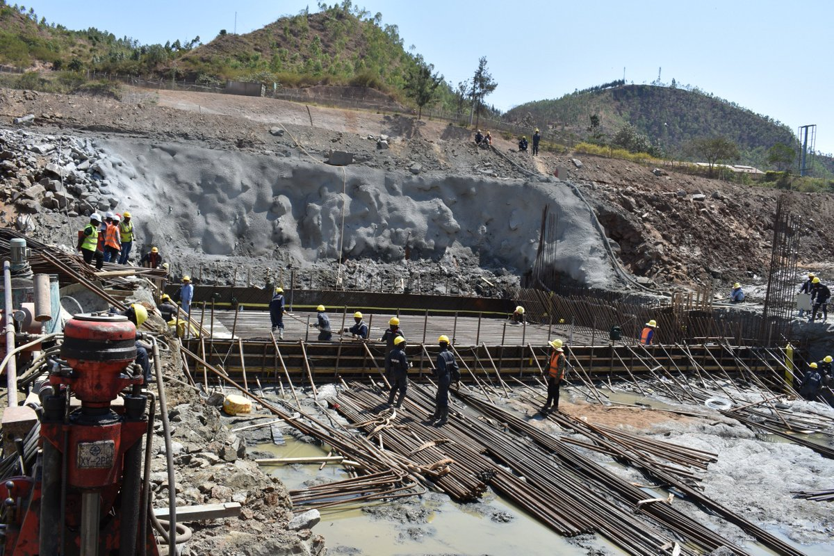 Covid-19 delays Rusumo Hydroelectric project
