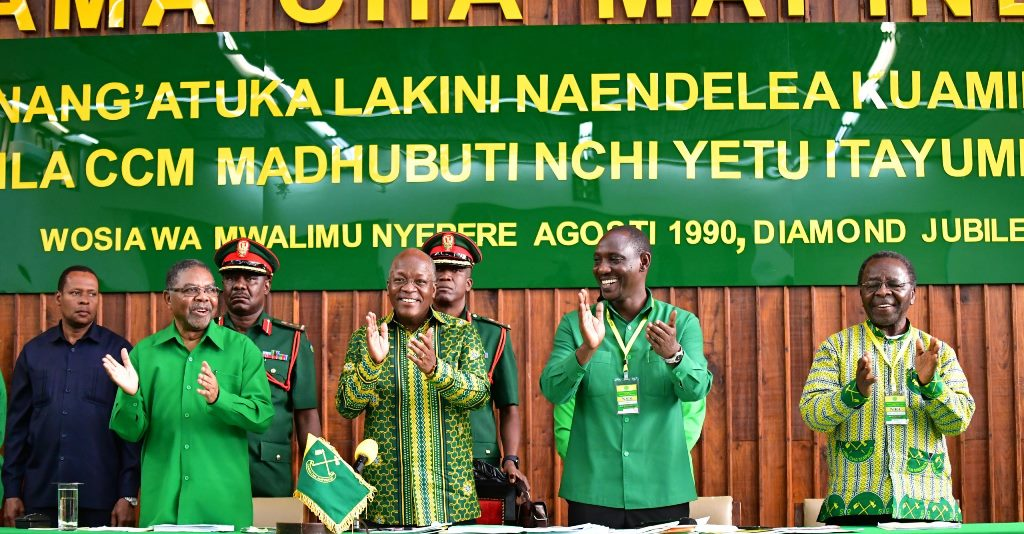On human flourishing: CCM party integrity, agenda cardinal for State stability